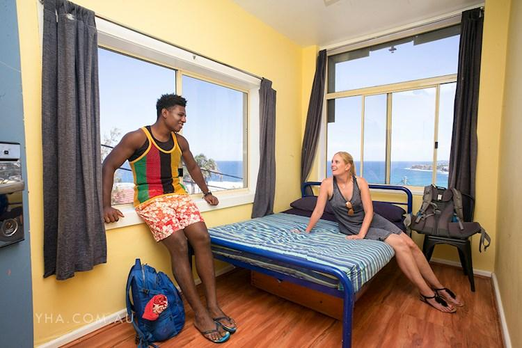 Bondi Beachouse YHA - Private Room