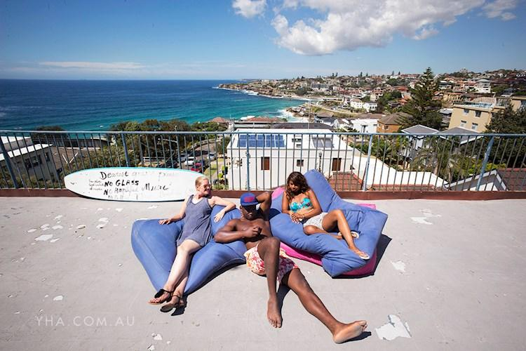 Bondi Beachouse YHA - Rooftop