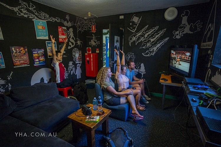Glebe Point YHA - Games Room