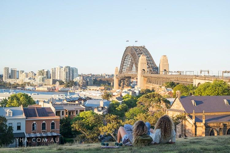 Observatory Hill - Sydney Harbour YHA