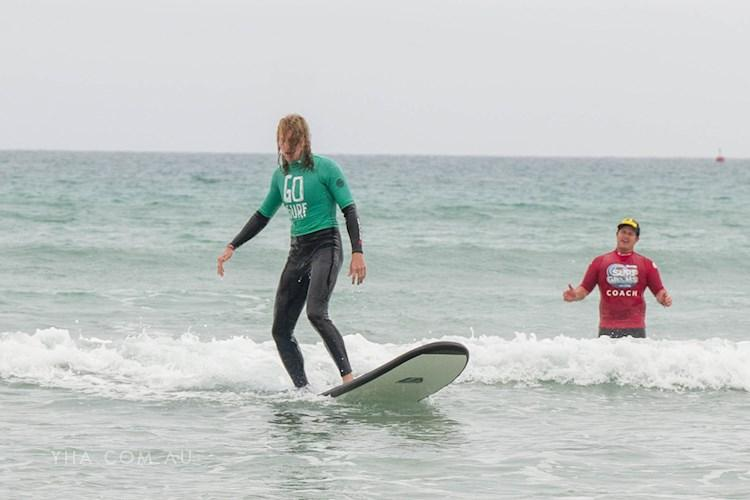 Go surfing with Go Surf