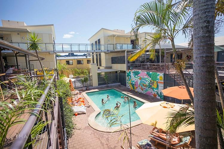 Byron bay backpackers