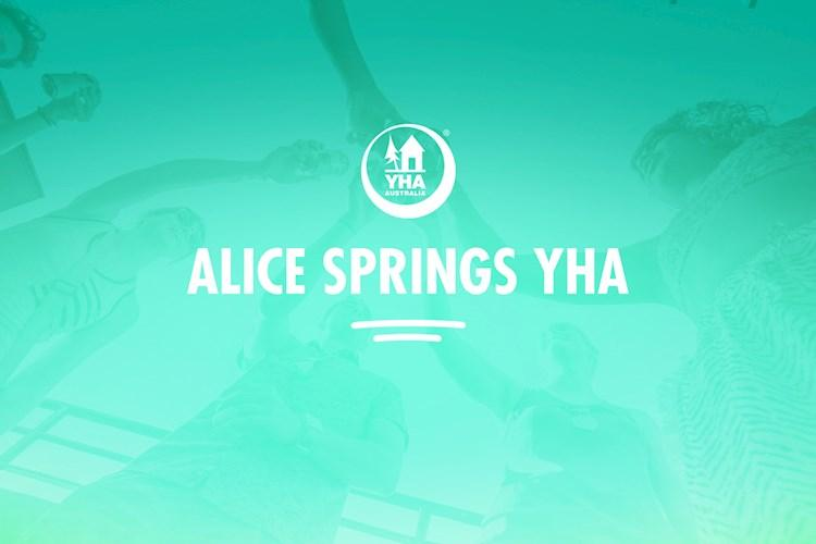 Alice Springs YHA Video